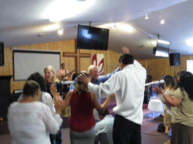Ministering in Medford, Oregon