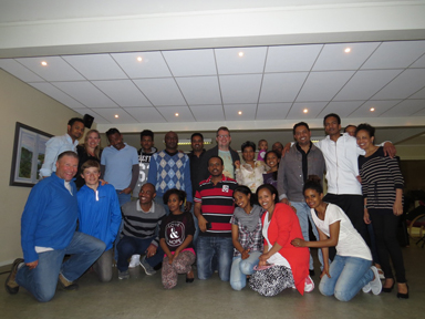 Minisitry with an Eritrean congregation in Norway.